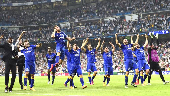 Juventus melangkah ke final