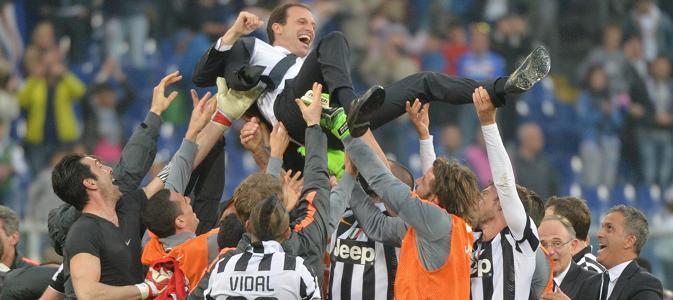 Juventus Scudetto 2014-2015