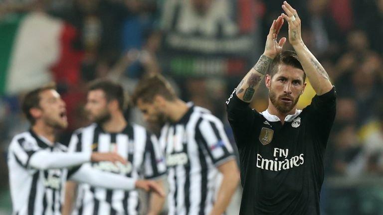 Sergio Ramos_Real Madrid