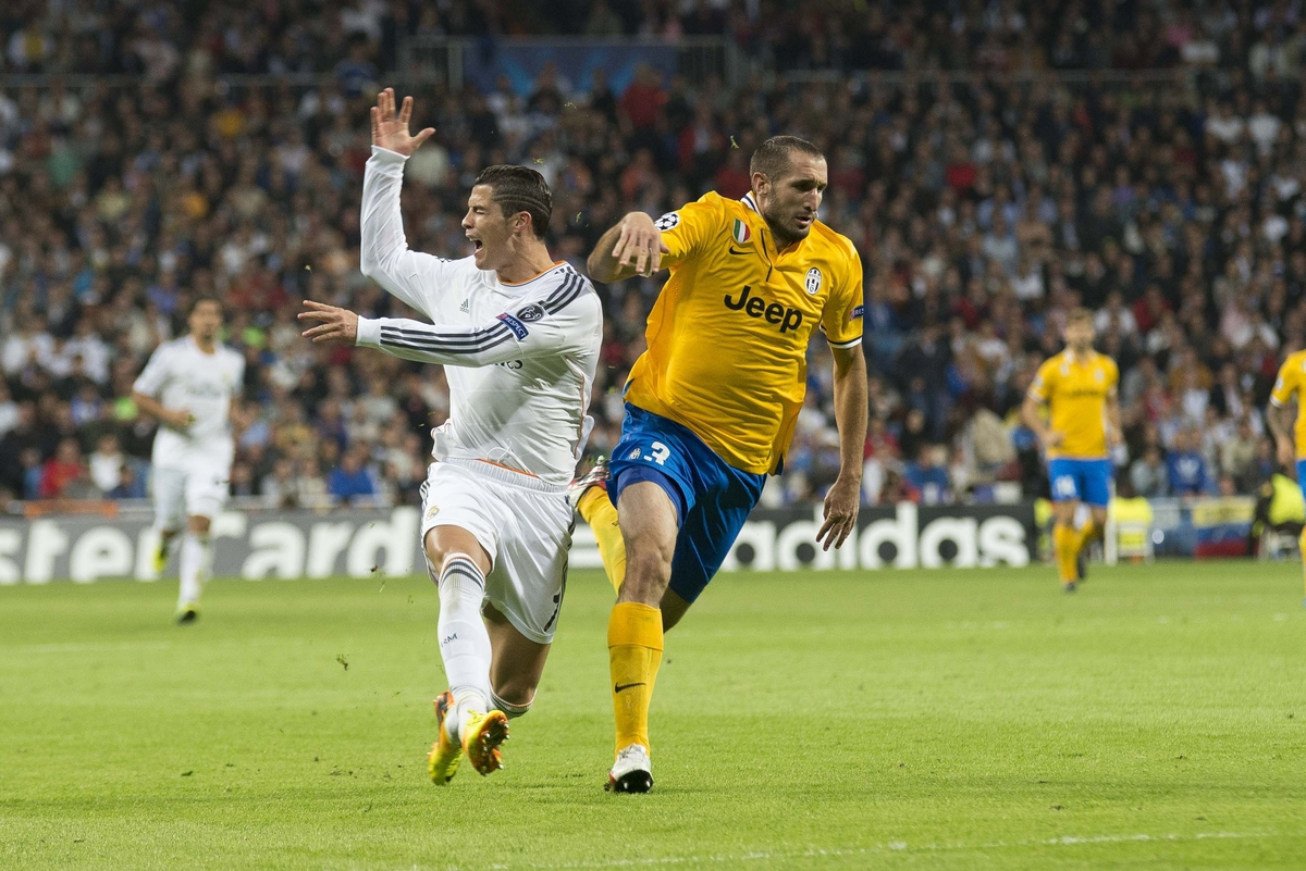 Real Madrid vs Juventus