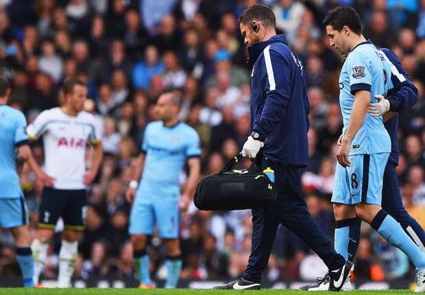 Samir Nasri-Manchester City